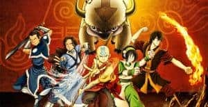 Avatar: The Last Airbender promo art